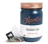 Apolis Tea, Coconut Chai, 12 bags