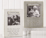 Grandma/Grandpa Magnet Frame