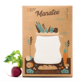 Manatee Reusable Produce Bags, Set 3