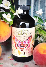Pink Lady Meadowland Simple Syrup: