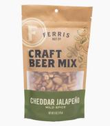 Craft Beer Mix: Cheddar Jalepeño, 6oz