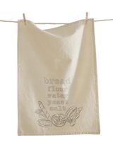 Beautiful Bread Tea Towel