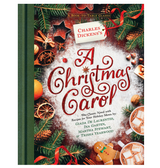 Charles Dickens's: A Christmas Carol—The Classic Novel with Recipes for Your Holiday Menu