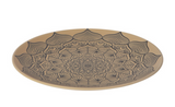 """Mandala Porcelain Plate, 8.5"""""""