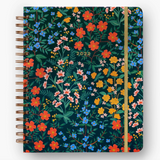 2021-2022 Wildwood 17-month Hardcover Spiral Planner, Rifle Paper Co.