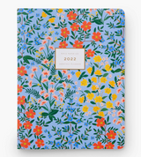 2022 Wildwood, 12-month Hardcover Spiral Planner, Rifle Paper Co.
