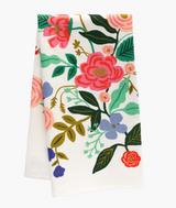 Floral Vines, Rifle Paper Co. Tea Towel