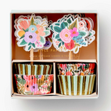 Rifle Paper Co. Garden Party Cupcake Kit