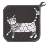 Purr Party, Printed Potholder