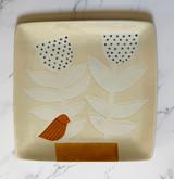 "Handpainted Stoneware Platter, 11""--CHOOSE DESIGN"