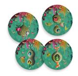 Sky Nests Coasters, set/4