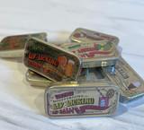 Vintage Lip Slider Tin--CHOOSE FLAVOR