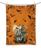 Haunted House: Tea Towel