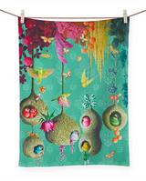 Sky Nests: Tea Towel