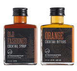 Strongwater Mountain Elixirs Old Fashioned Cocktail Kit