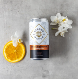 Strongwater Mountain Elixir Orange Blossom Sparkling Tonic, 200ml Can