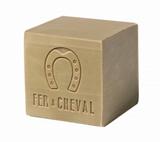 Fer à Cheval Savon de Marseille Olive Oil Soap, 300g Cube