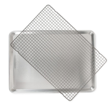 Naturals Big Sheet Pan with Oven-Safe Grid