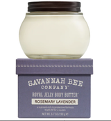 Royal Jelly Body Butter, Rosemary Lavender