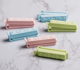 Borderlands Bakery Small Pastel Bow Clips, 6 pieces