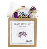 Crafty Bitch Cross Stitch Kit