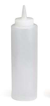 Plastic Squeeze Bottle, 12oz