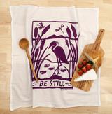 Be Still - Flour Sack Towel