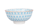 "Peony Bowl, 4.5"" assorted colors"