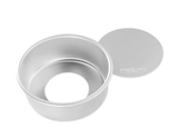 """Cheesecake Pan with removeable bottom, 6"""" Naturals"""