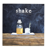 Shake: A New Perspective on Cocktails, W&P Design