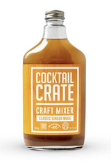 Cocktail Crate's Classic Ginger Mule Craft Cocktail Mixer