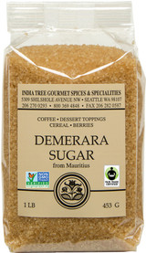 Demerara Sugar, 1 lb chef pak