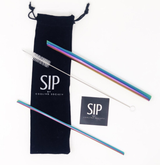 SIP Straw Set with Brush