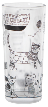 Purr Party Juice Glass
