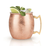 Moscow Mule Copper Cocktail Mug, 16oz