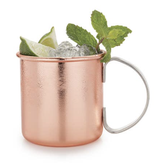 Moscow Mule Mug, Straight Sided, 16oz