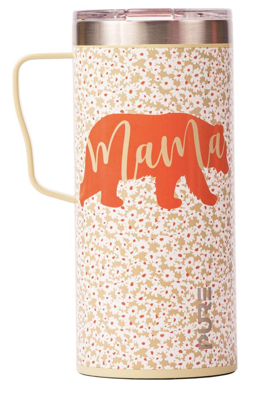 PURE Insulated Mug, 18oz, Assorted Designs