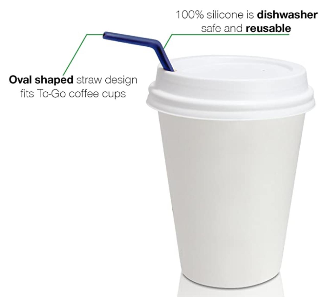 koffie straw