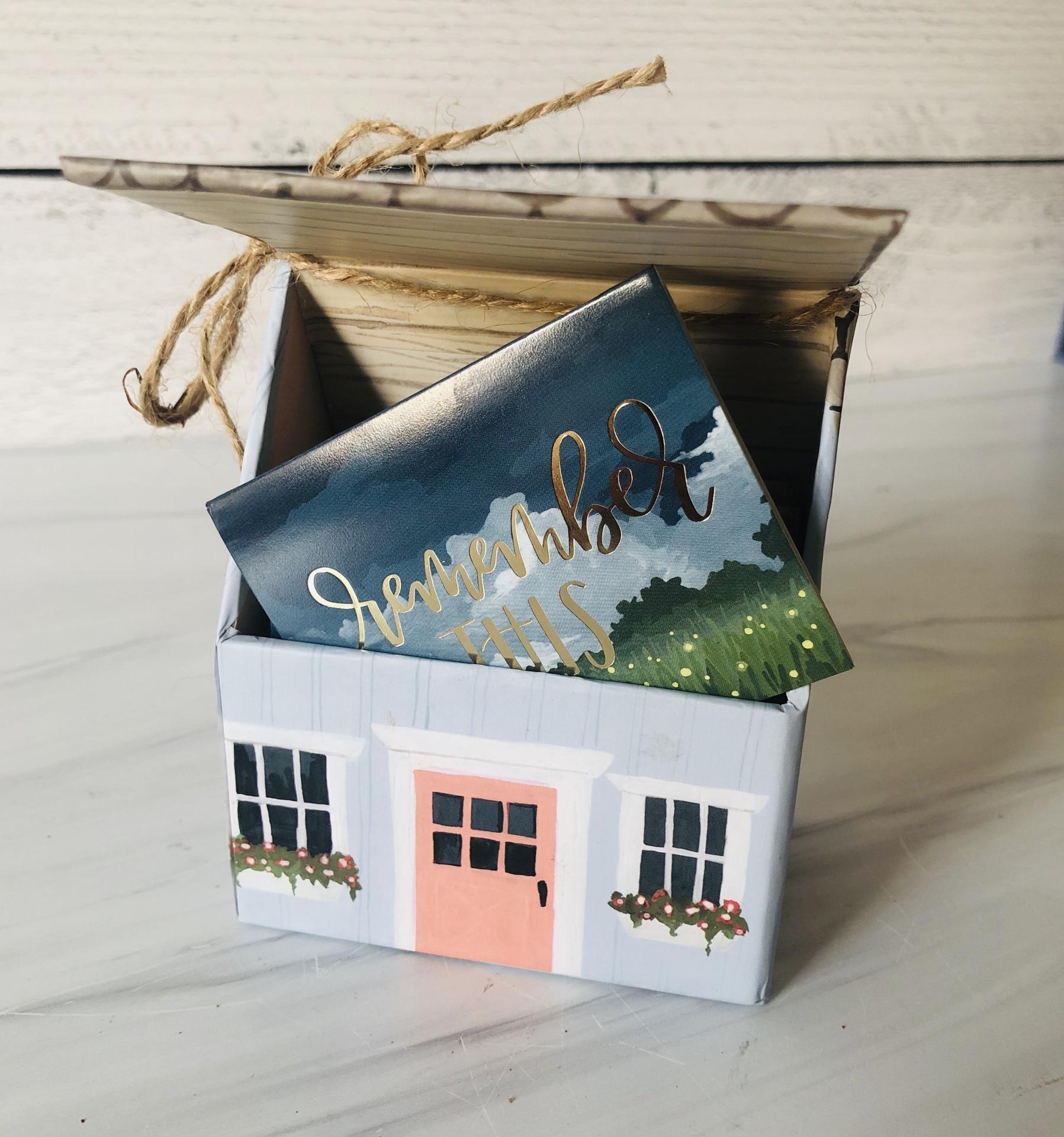 Cabin Box & Mini Enclosure Cards Set
