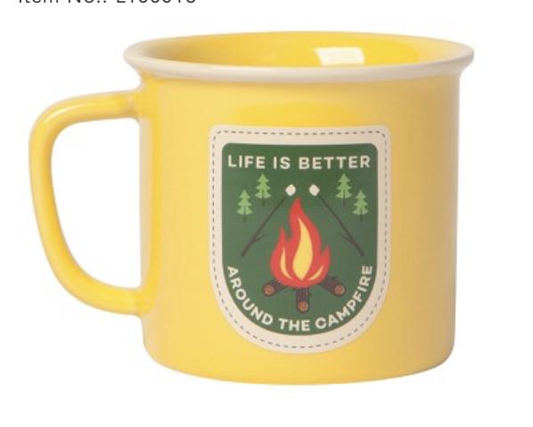 Campfire Collection, Heritage Mug--CHOOSE DESIGN