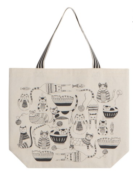 Purr Party Tote