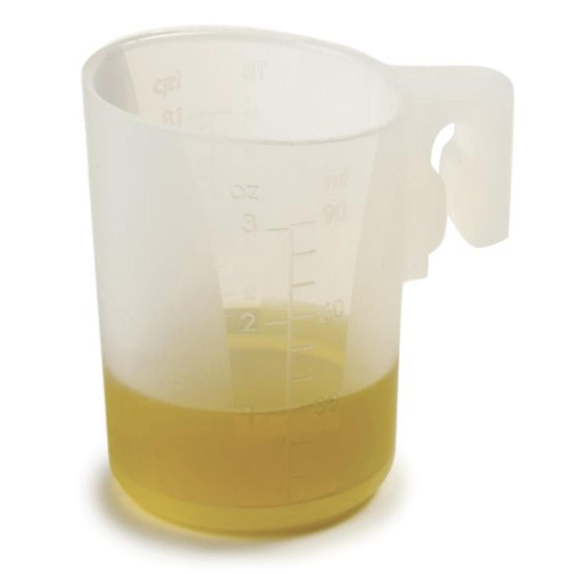 Silicone Mini Measure Cup, 3 oz