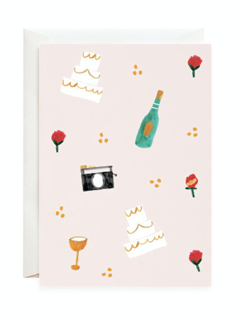 Petite Card: Celebration