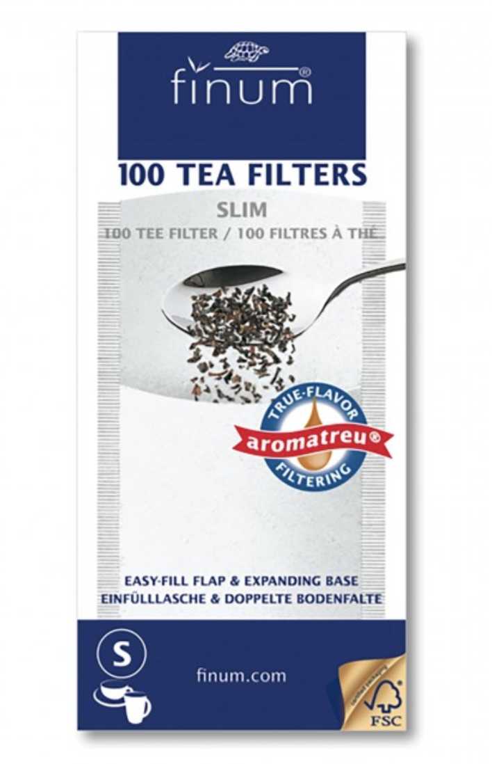Tea Filter, Slim 100 ct