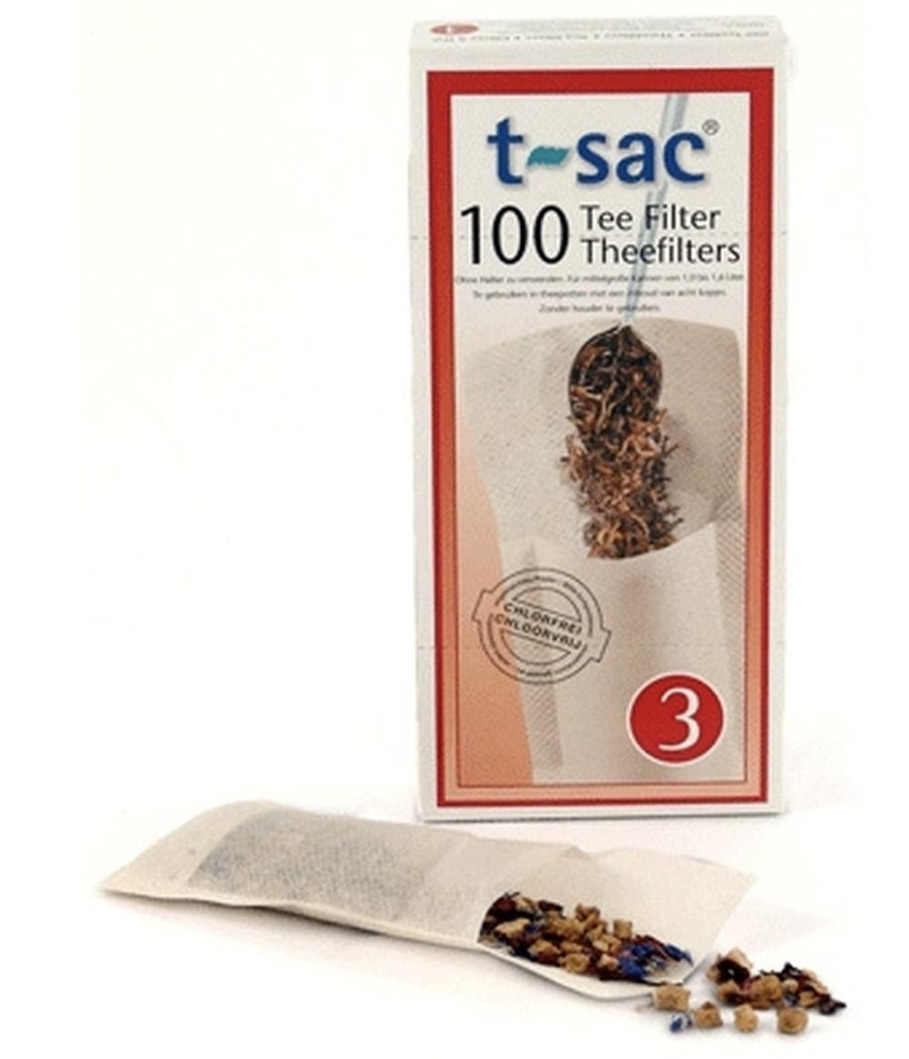 T-Sac Tea Filter, 100ct