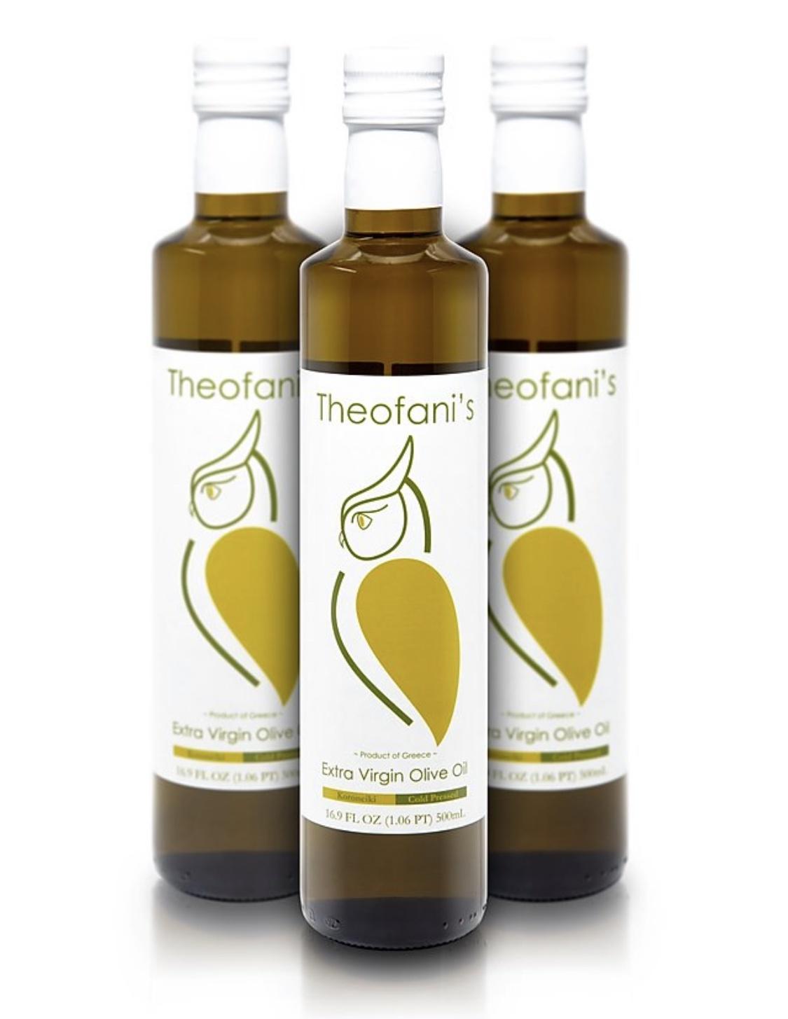 Theofani's Extra Virgin Olive Oil