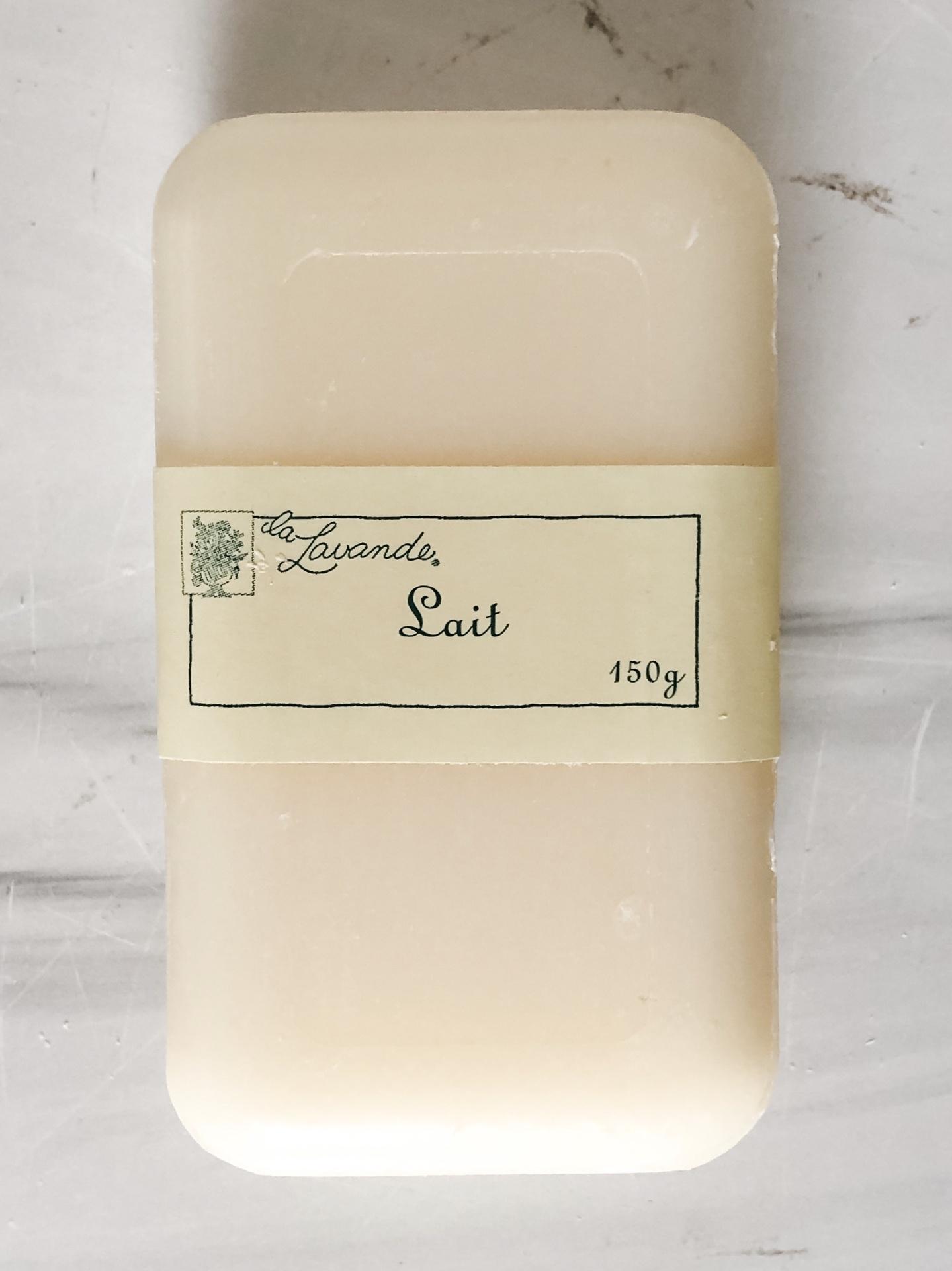 La Lavande French Soap, 150g--CHOOSE SCENT