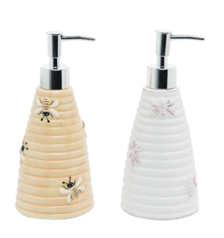 Beehive Soap Dispenser