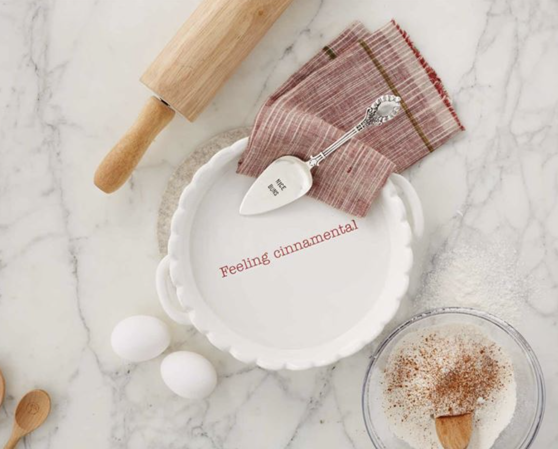 Cinnamon Roll Baker Set with Server