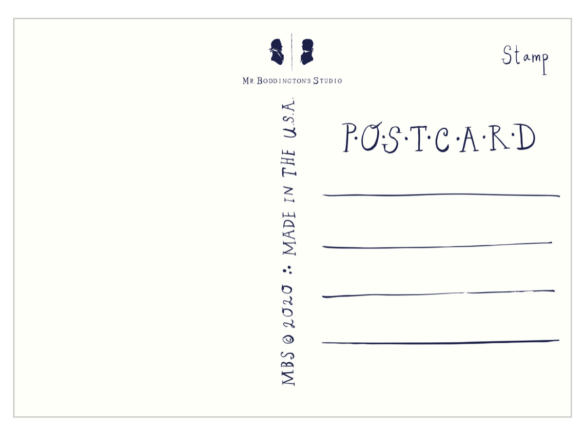 Go Vote! Postcard Set, set/10 (with or without postage)